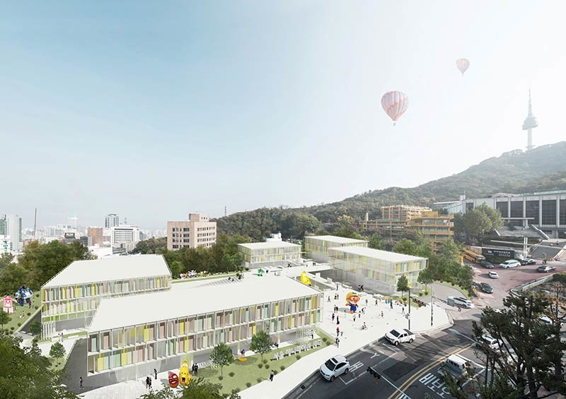 Project Shift - proposal by Atelier L