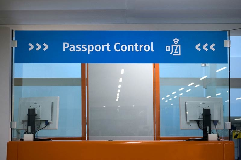 Trieste Airport, the new brand identity by FUD