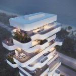 Terra project - Residential Building by Orange Architects