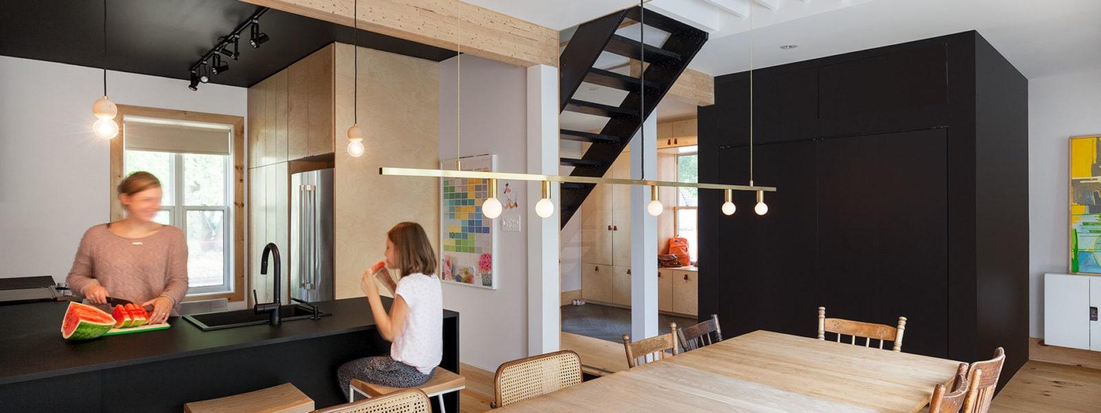 Lévesque Project / Mélissa Ohnona Design