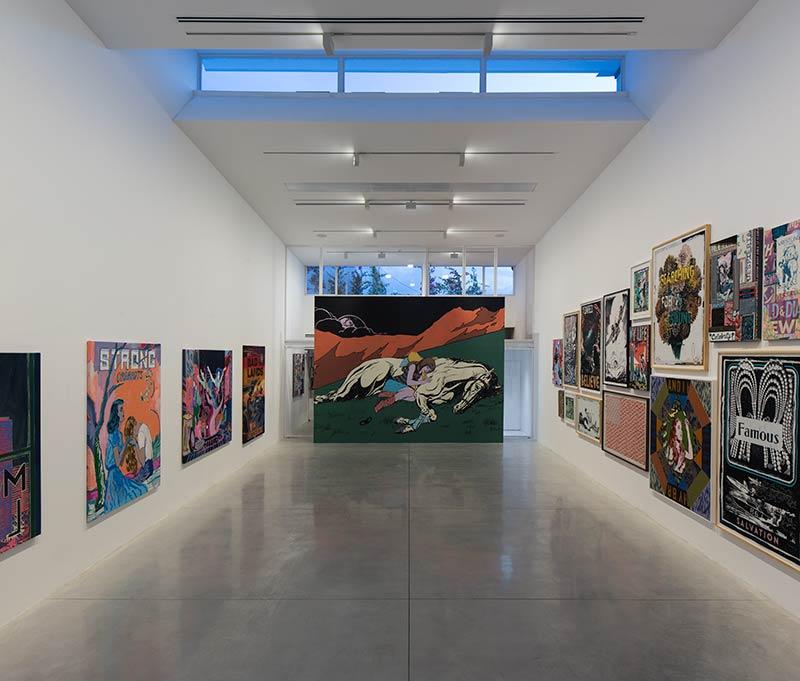 Gottesman-Szmelcman Architecture unveils the new Gordon gallery in south Tel Aviv