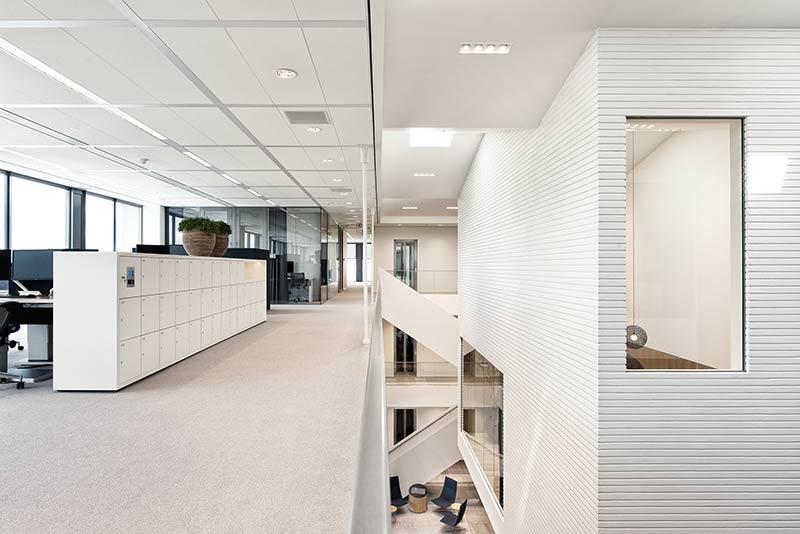 Headquarters Össur Europe, Eindhoven by Dreessen Willemse Architecten