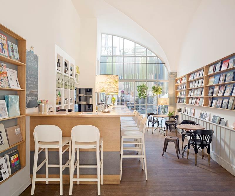 BRAC Bookstore by DEFERRARI+MODESTI