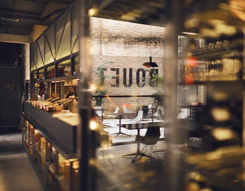 Bouet Restaurant by Ramon Esteve