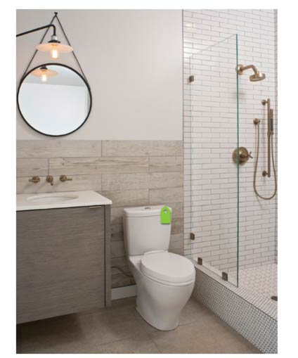 2017 Bathroom & Kitchen Tile Trends. What to Expect