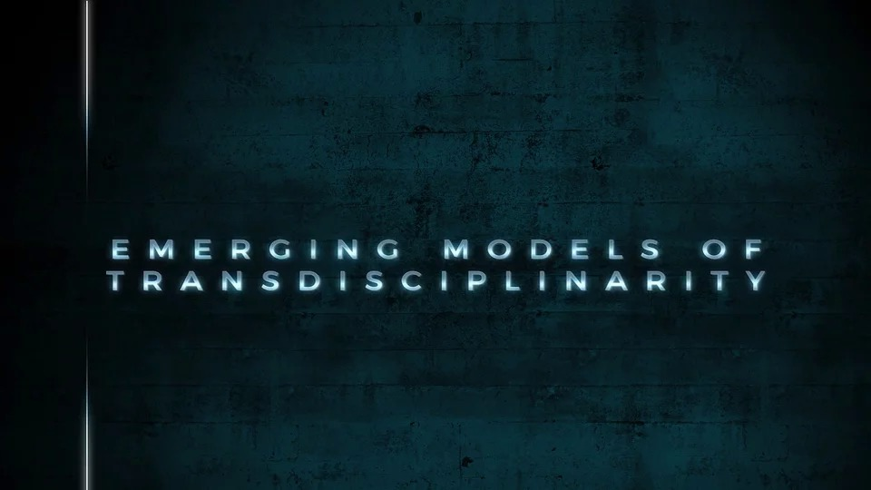 Emerging Models of Transdisciplinarity