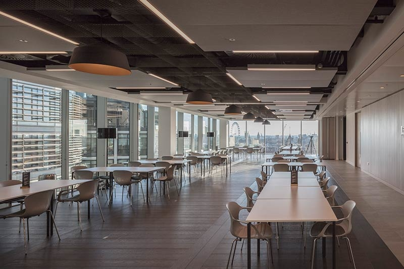 MCM Architecture completes fit-out of Law firm Bird & Bird's new London HQ