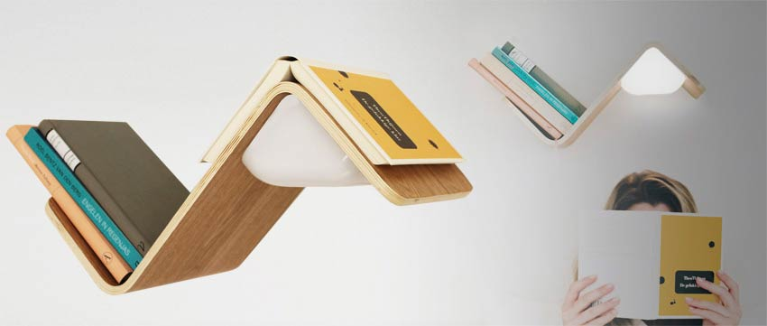 Say hi to LiliLite - the all-in one solution for reading in bed