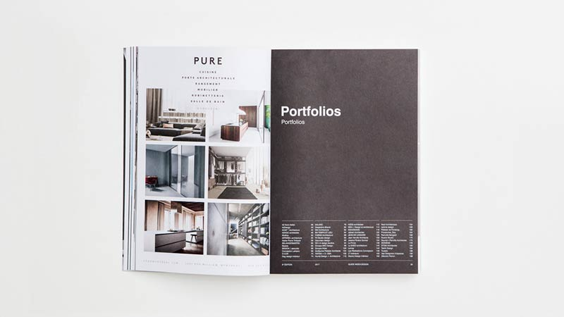 Index-Design Launches the 8th Edition of the Guide – 200 Interior Designers from Quebec