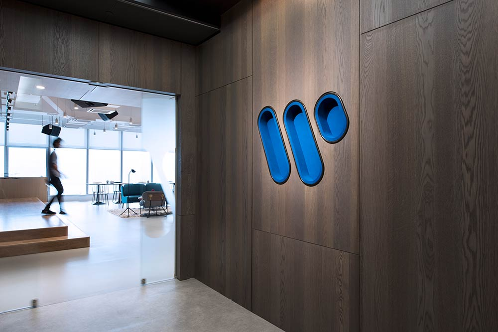 Warner Music Hong Kong by Bean Buro