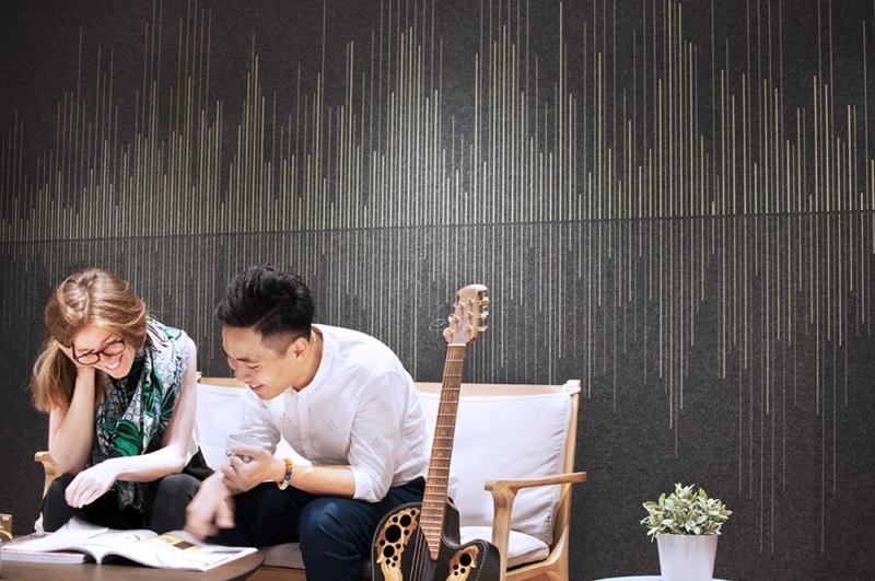 Warner Music Hong Kong by Bean Buro