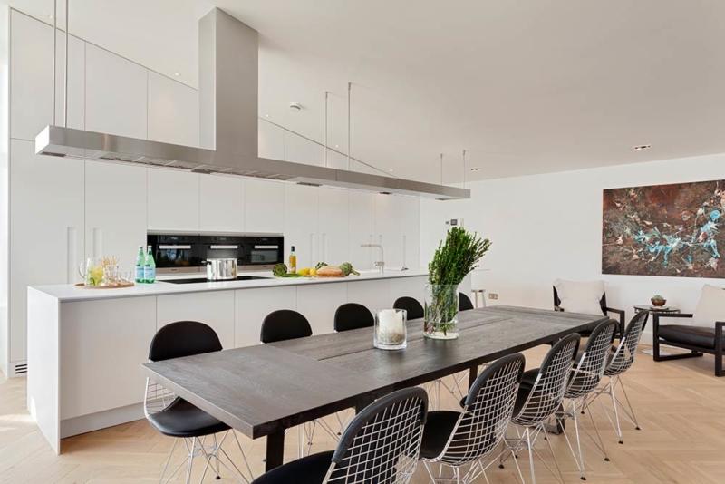 Bermondsey Wall Duplex Penthouse by FORM Studio