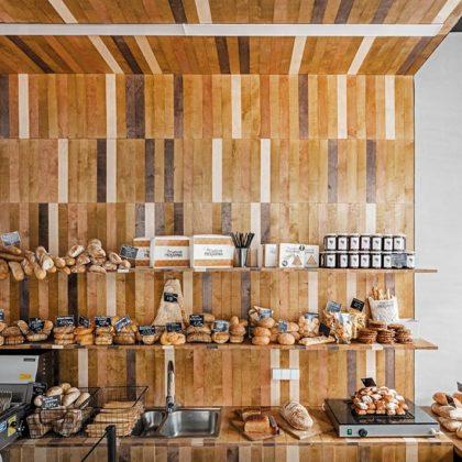 Przystanek Piekarnia Bakery by Five Cell