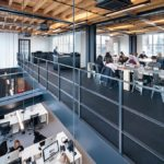 BuckleyGrayYeoman completes Fred Perry HQ at Mount Pleasant, London