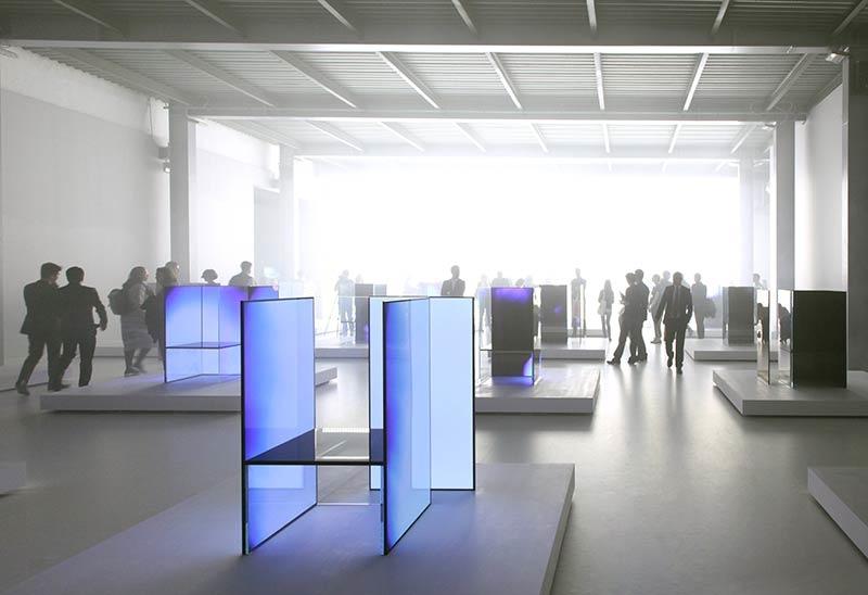 Tokujin Yoshioka won Milano Design Award 2017