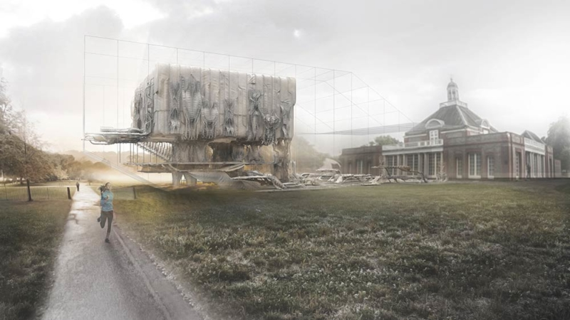 Flextiles - a Research conducted at the Bartlett School of Architecture