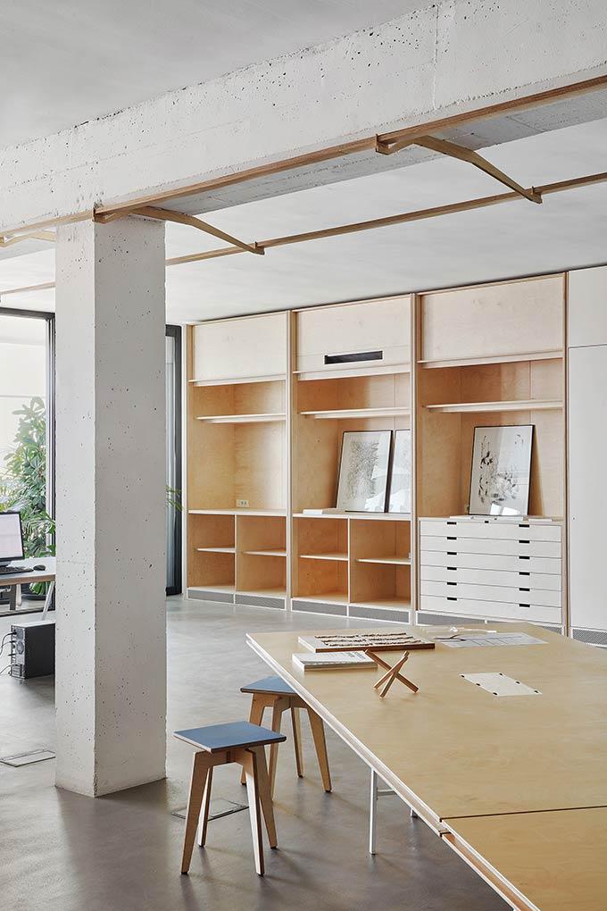 APPAREIL Offices, Barcelona