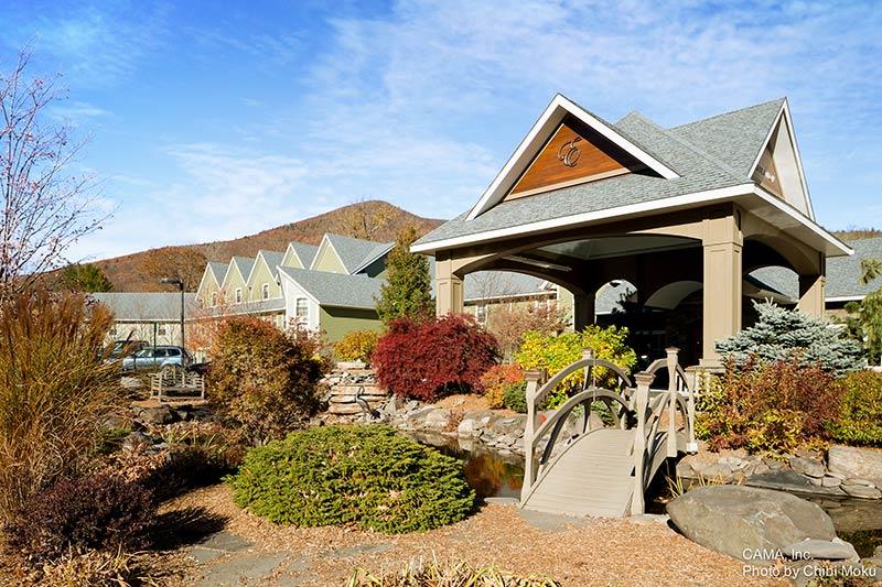 Emerson Resort & Spa, Mt. Tremper, New York