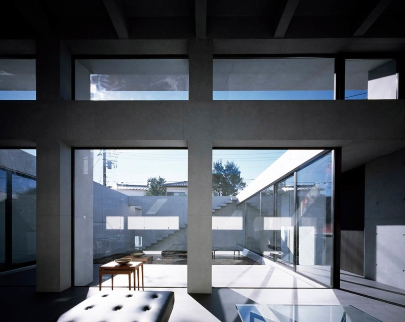 GRID - a house with museum-like qualities