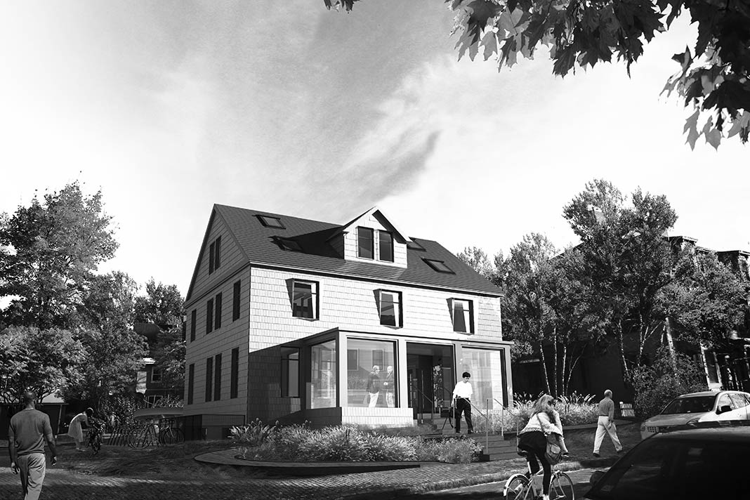 Harvard HouseZero: Design Intelligence as a Platform for Sustainability