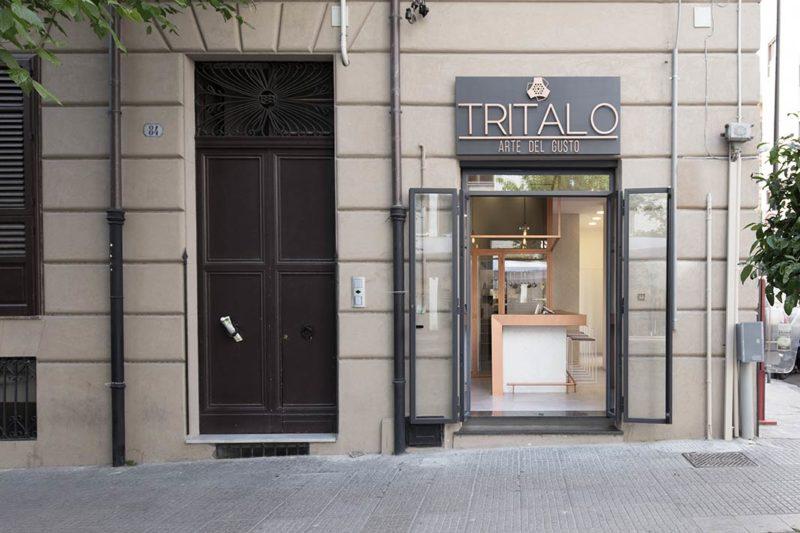 Tritalo Restaurant, Palermo