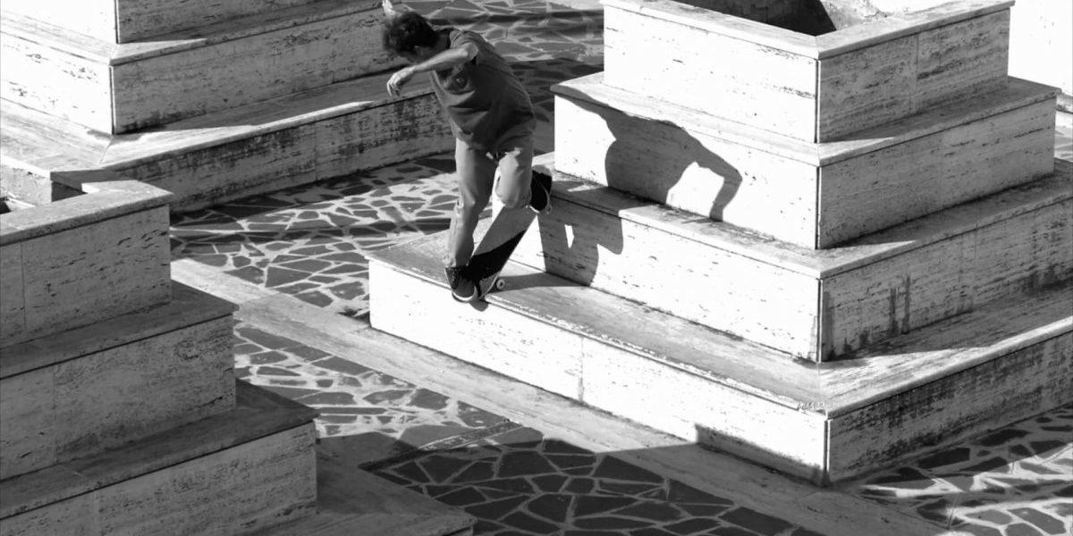 Azzurro, a film featuring Sicilian-born Carhartt WIP skater Mauro Caruso
