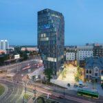 MVRDV completes Bałtyk, a 25,000m2 mixed-used development in Poznań