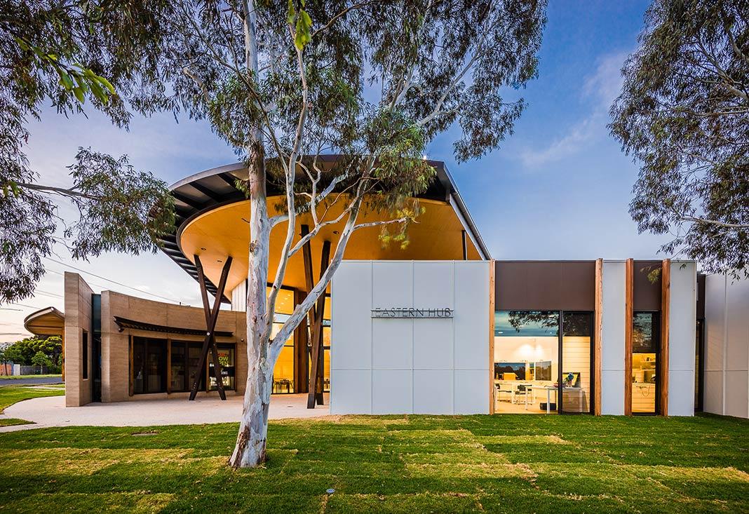 Eastern Hub by FMSA Architecture