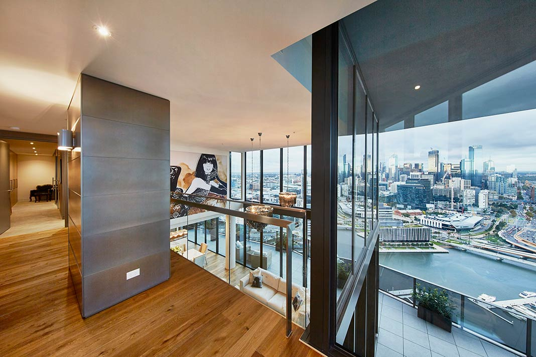 Array Penthouse by Mirvac Design