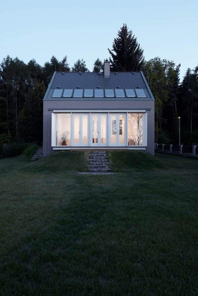 House by the forest by kaa-studio