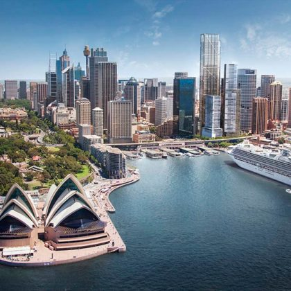 Foster + Partners wins design competition for Circular Quay Tower, Sydney