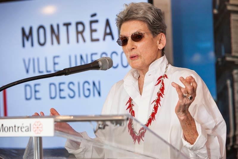 Rainville-Sangaré Receives 2017 Phyllis Lambert Grant