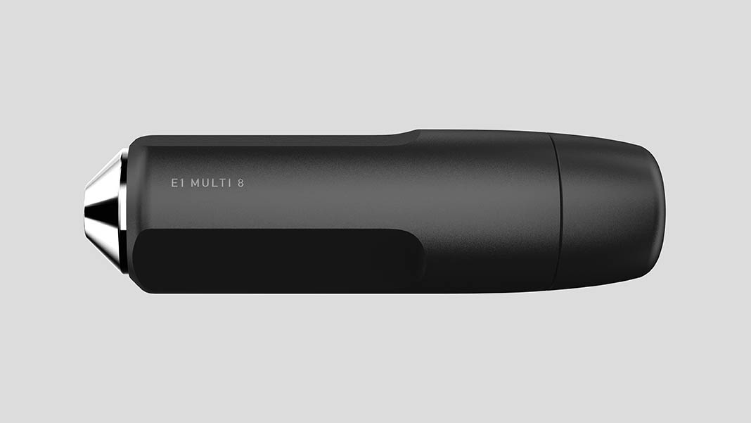 E1 Multi 8 - The Screwdriver That Fights Cancer