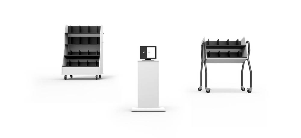 Nedap Transforms Libraries with Intelligent Shelves