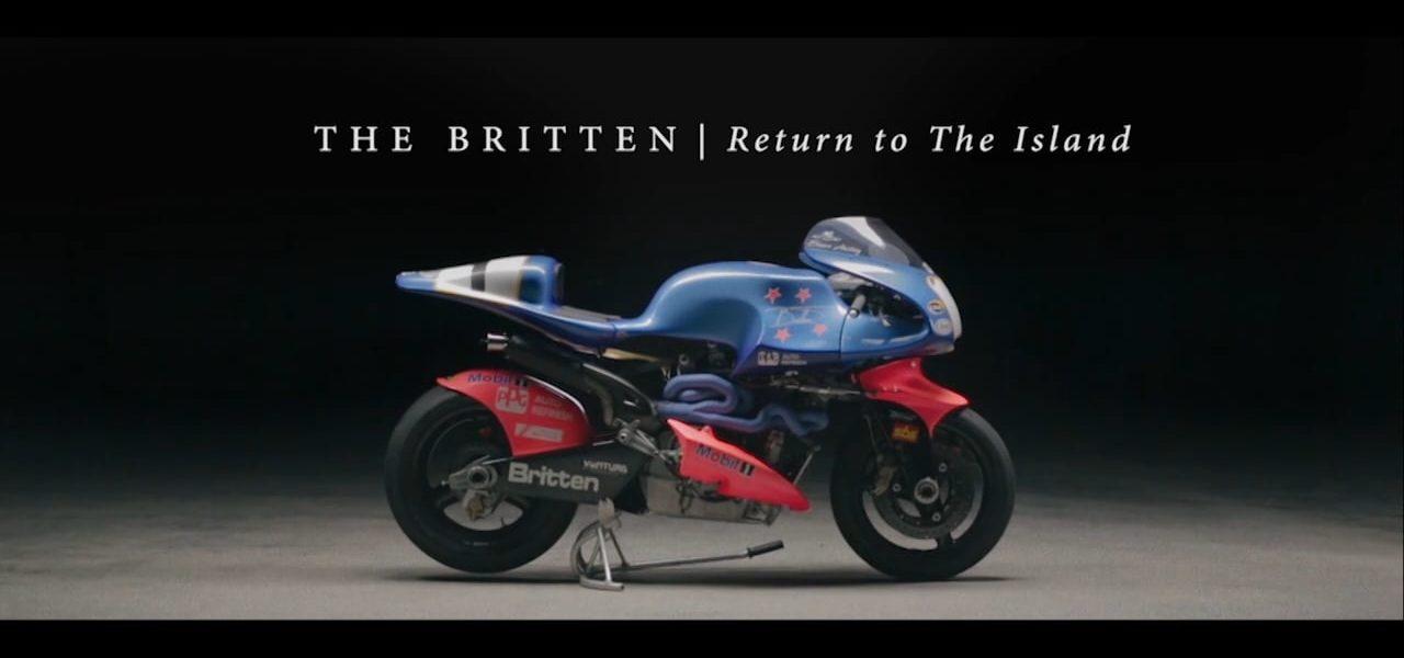 Britten- Return to The Island