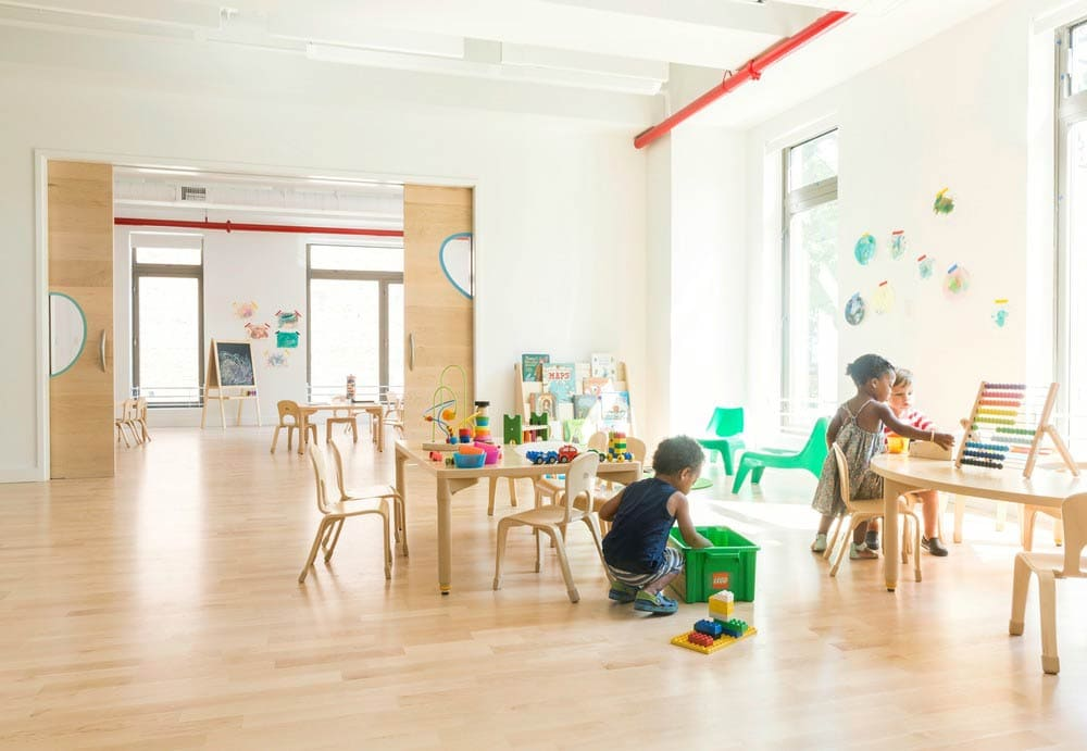 Maple Street School by BFDO Architects & 4|MATIV