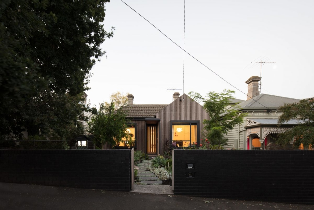 The Hawthorn - Lawes Street extension is a rejuvenation of an original Victorian cottage in Melbourne