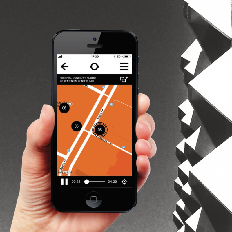 Portrait Sonore Launches its Free Application on Art, History and Architecture