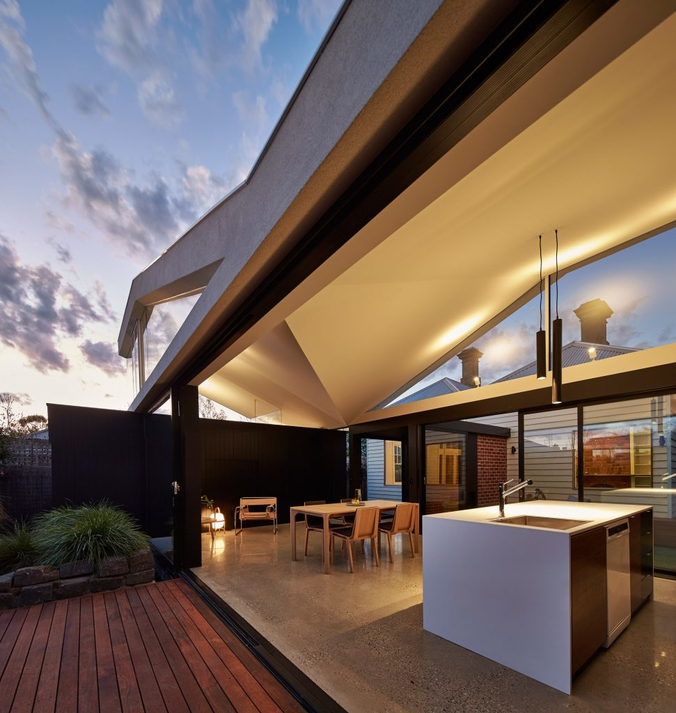 Tunnel House, Australia by MODO Architecture