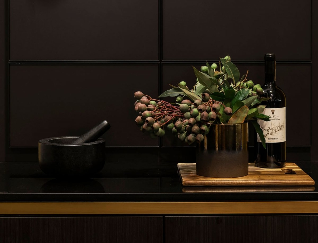 Vanto Restaurant is an exploration of texture and tone