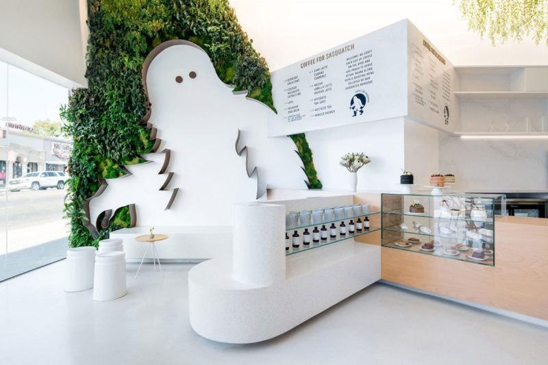 Coffee for Sasquatch, Los Angeles by Dan Brunn Architecture