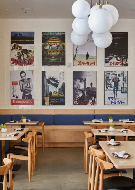 Ancient Art of Japanese Tattooing Inspires Latest Little Tokyo Restaurant in Los Angeles