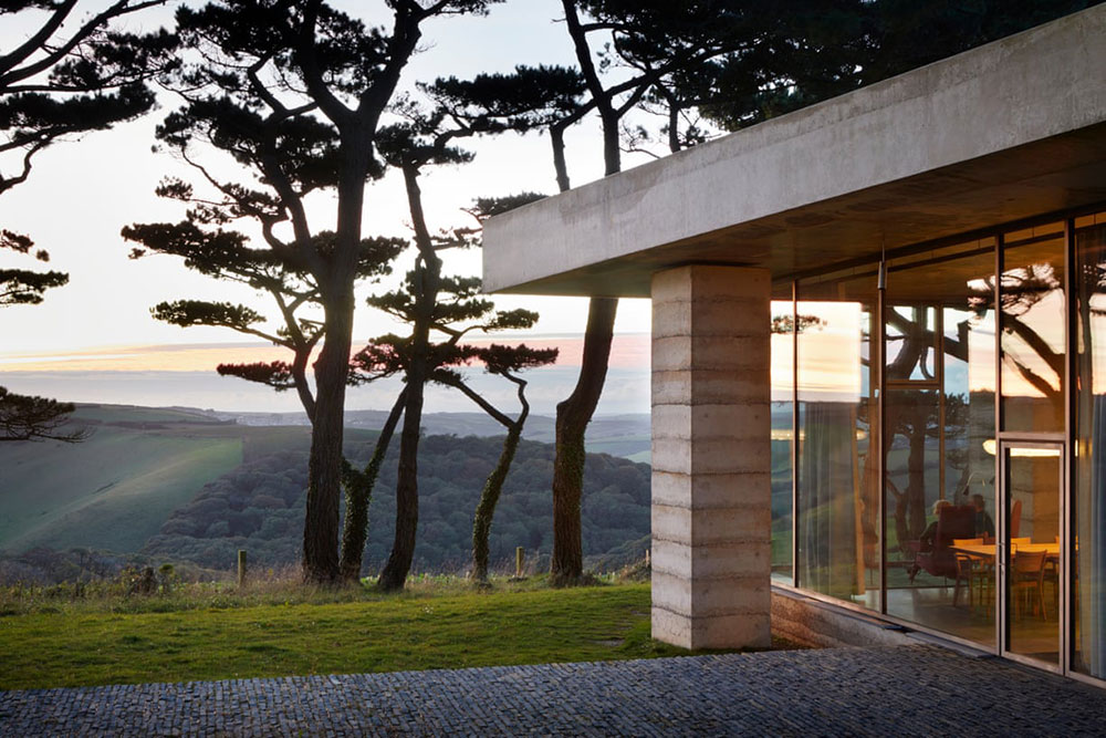 Peter Zumthor's Secular Retreat - a simply miraculous piece of architecture