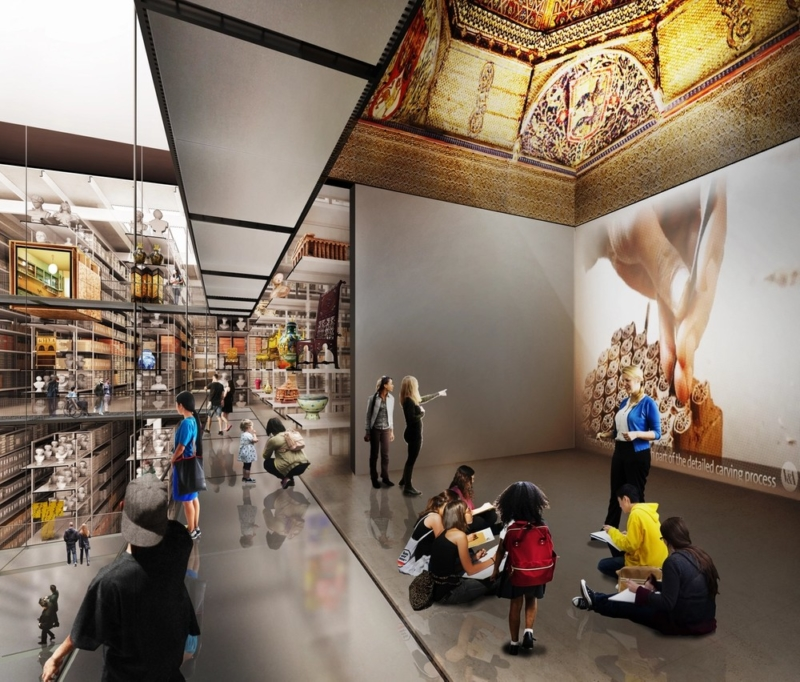 London's Victoria & Albert Museum unveiled the anticipated design plans for the V&A East project in Queen Elizabeth Olympic Park.