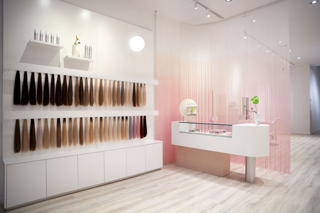 Glam Seamless, Soho, New York by Sergio Mannino Studio