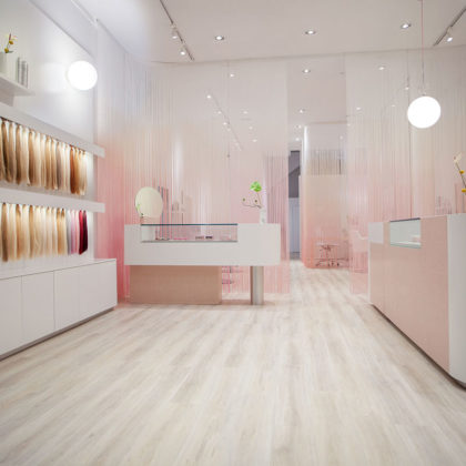 Glam Seamless, Soho, New York by Sergio Mannino Studio