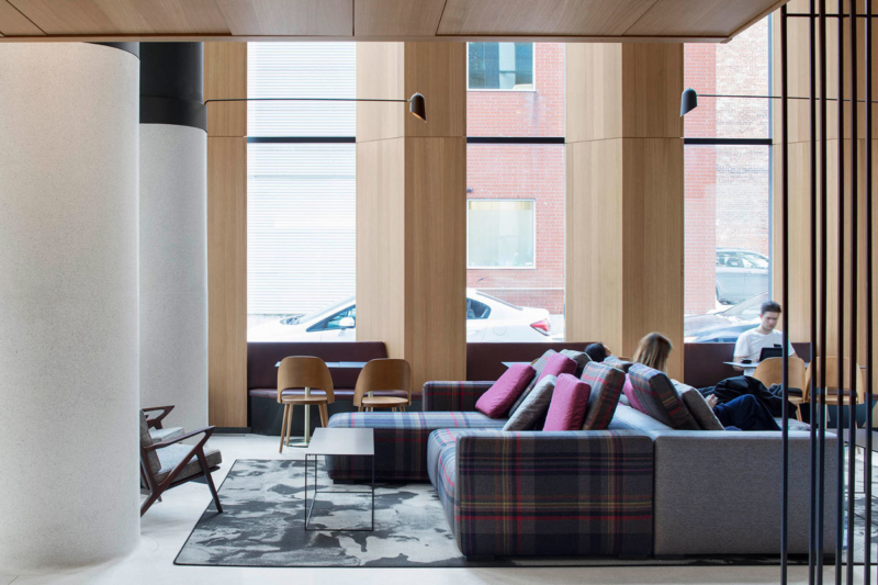Hotel Monville - an avant-garde and Canada's first hotel offering autonomous robot room service