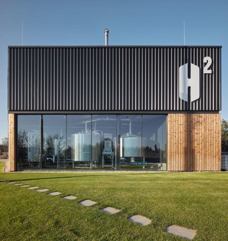 Hostivar H2 – Brewery with restaurant and bakery