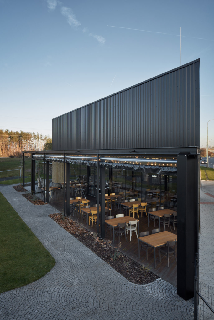 Hostivar H2 – Brewery with restaurant and bakery