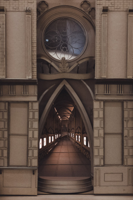 Smoke and Mirrors: Harry Potter Scenes Reimagined by Architecture Students